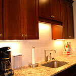 TrailSide Condo - Kitchen Remodelled