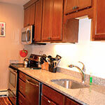 TrailSide Condo - Kitchen Remodelled 4