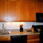 TrailSide Condo - Kitchen Remodelled 8